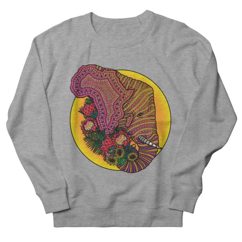 Loxodonta Africana Men's Sweatshirt by Haciendo Designs's Artist Shop
