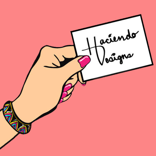 Haciendo Designs's Artist Shop Logo