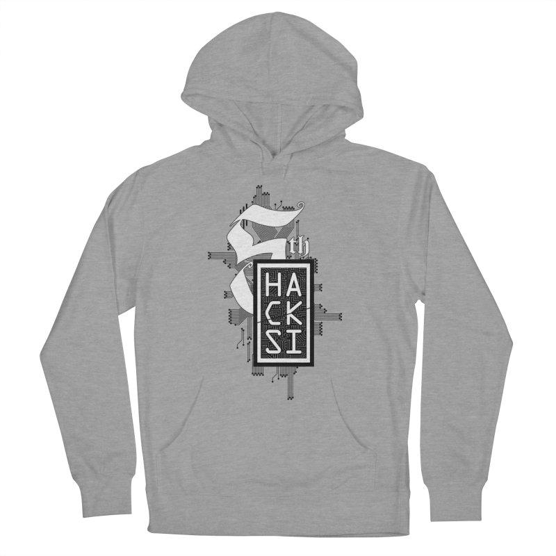Dark 2017 logo Women's Pullover Hoody by The HackSI Shop