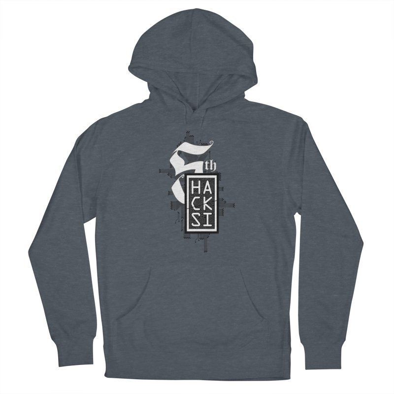Dark 2017 logo Men's Pullover Hoody by The HackSI Shop