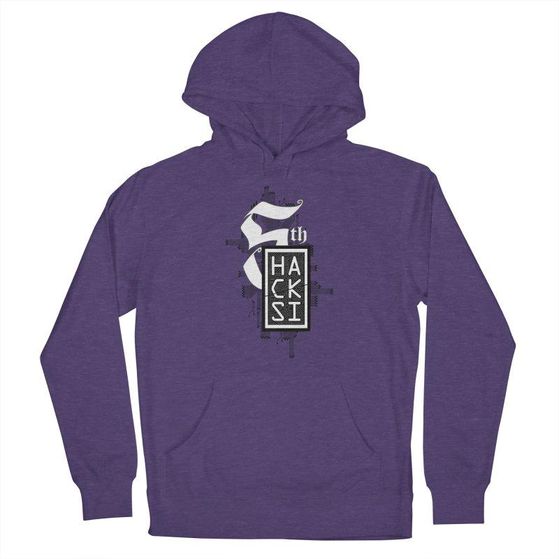 Dark 2017 logo Men's Pullover Hoody by The HackSI Shop