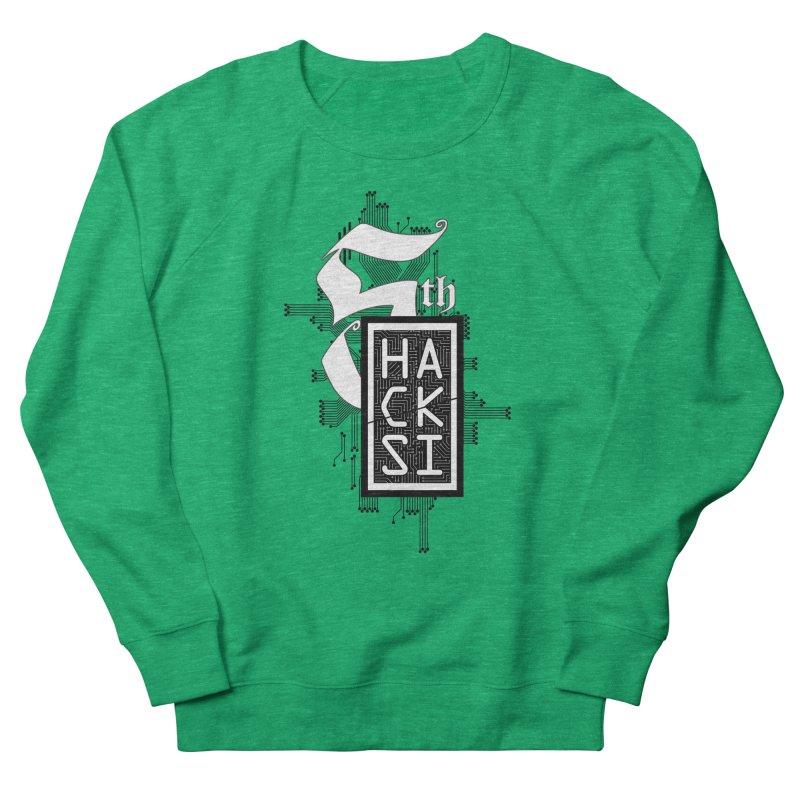 Dark 2017 logo Women's Sweatshirt by The HackSI Shop