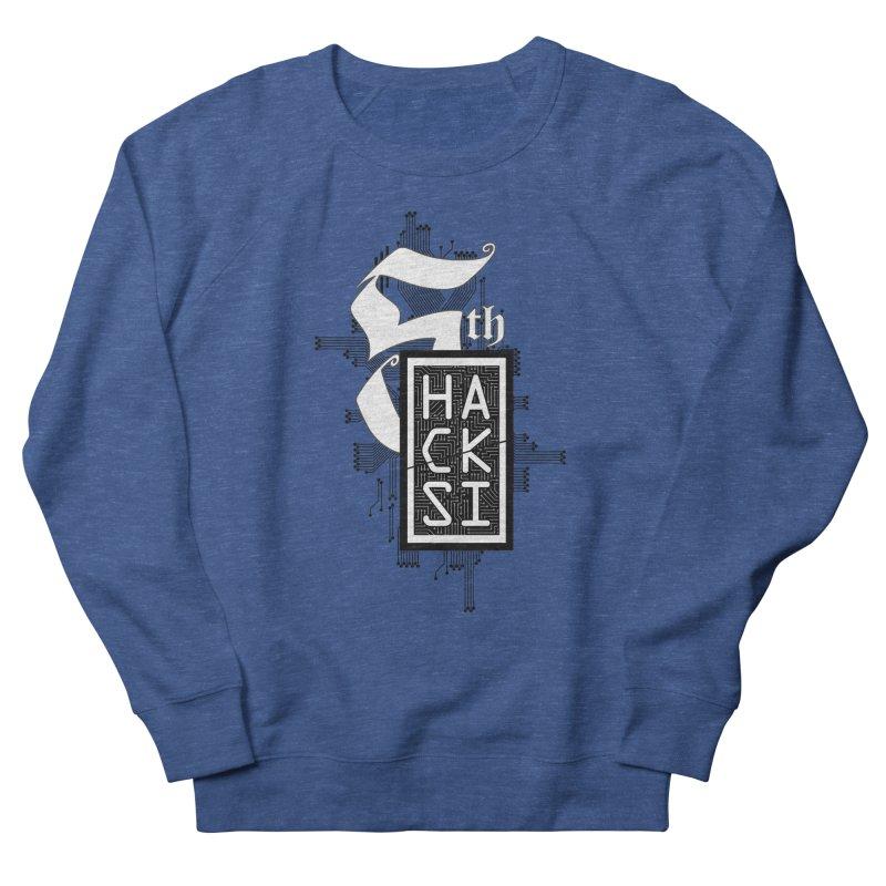 Dark 2017 logo Men's Sweatshirt by The HackSI Shop