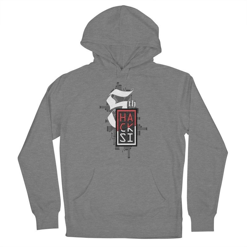 Dark Color 2017 Logo Women's Pullover Hoody by The HackSI Shop