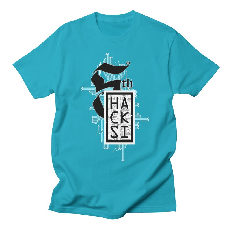 Light 2017 Logo Men's T-Shirt by The HackSI Shop