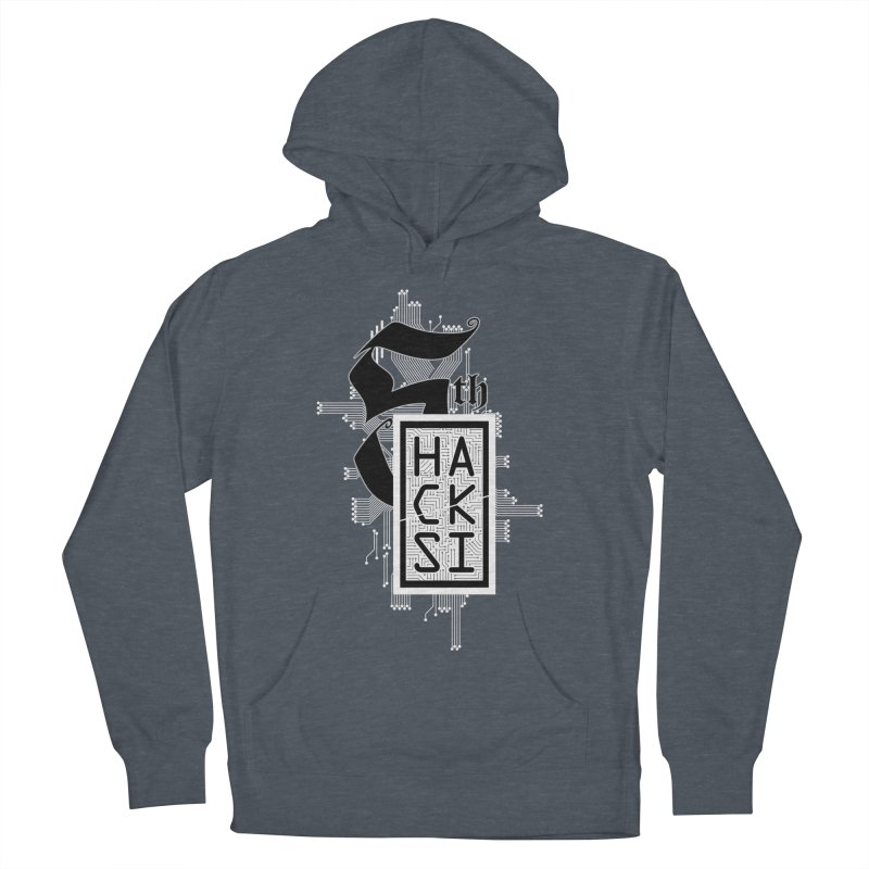 Light 2017 Logo Men's French Terry Pullover Hoody by The HackSI Shop