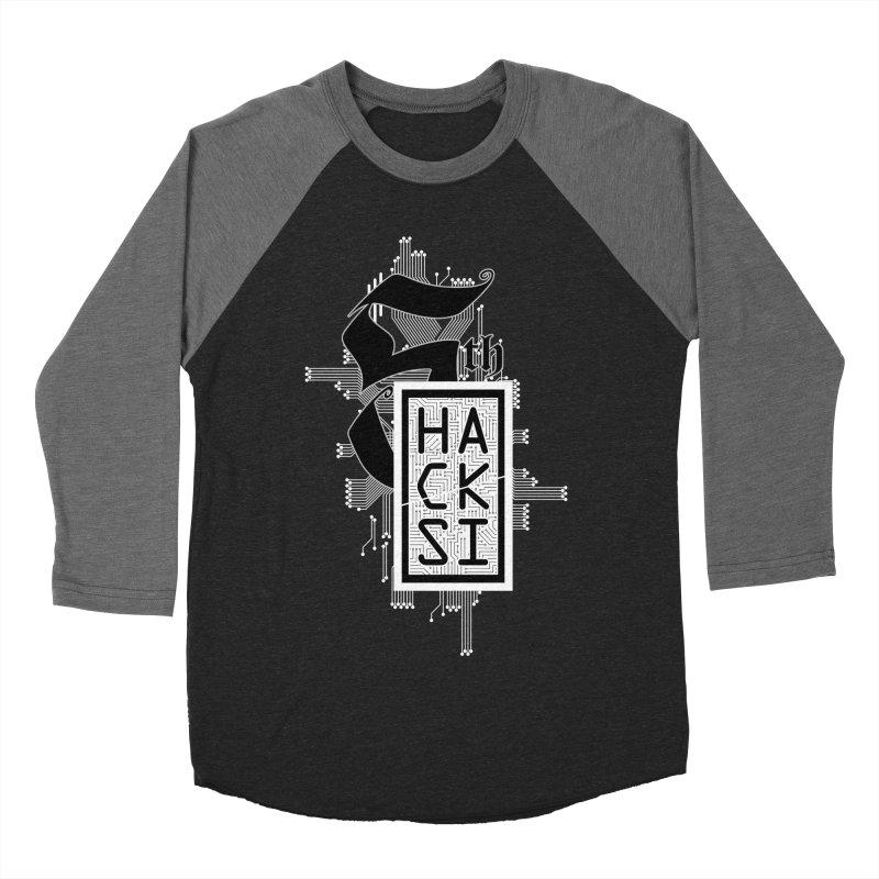 Light 2017 Logo Women's Baseball Triblend Longsleeve T-Shirt by The HackSI Shop