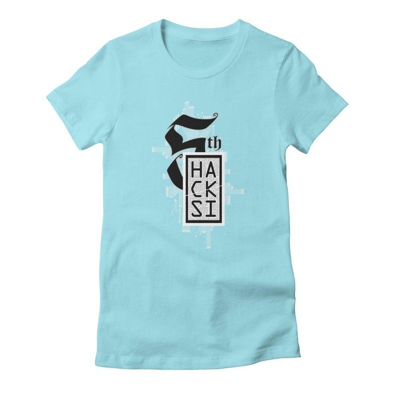 Light 2017 Logo Women's T-Shirt by The HackSI Shop
