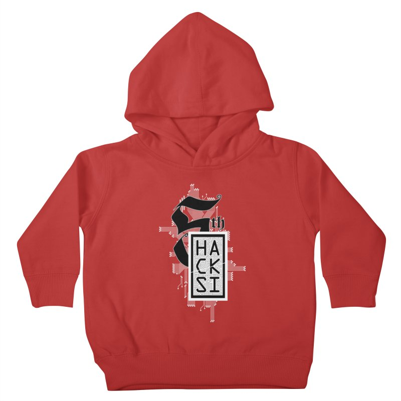 Light 2017 Logo Kids Toddler Pullover Hoody by The HackSI Shop