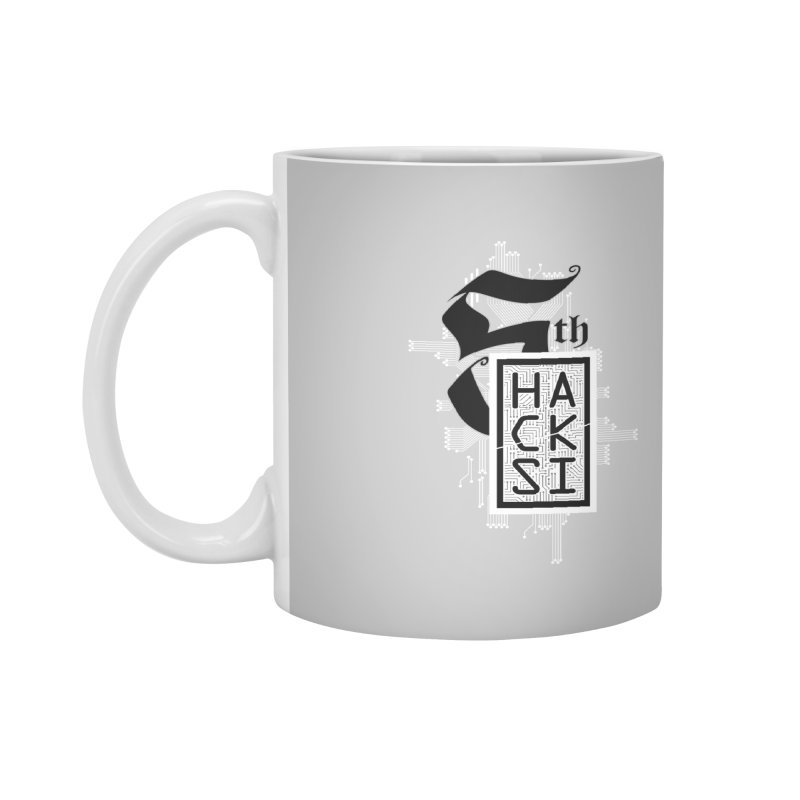 Light 2017 Logo Accessories Mug by The HackSI Shop