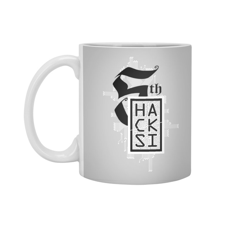 Light 2017 Logo Accessories Standard Mug by The HackSI Shop