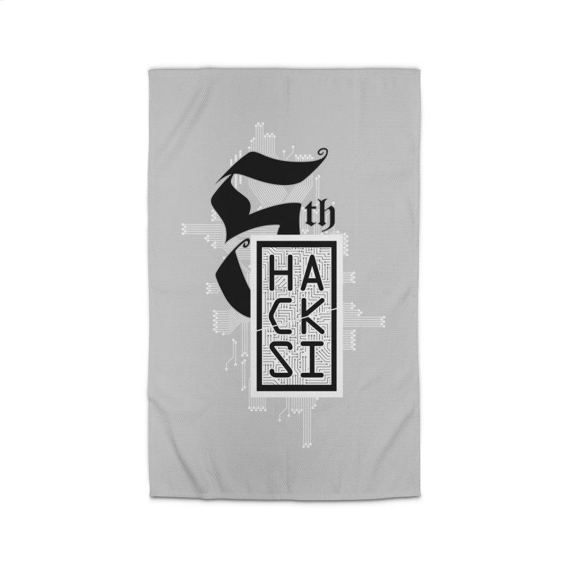Light 2017 Logo Home Rug by The HackSI Shop