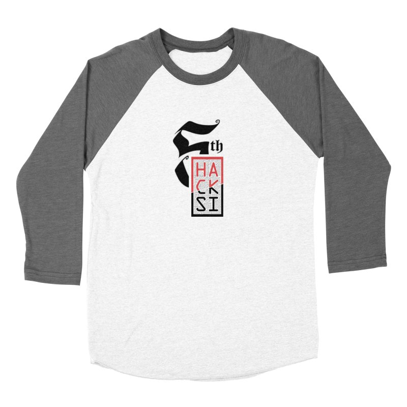 Light Color 2017 Logo Women's Longsleeve T-Shirt by The HackSI Shop