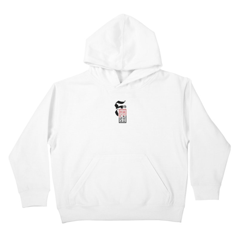 Light Color 2017 Logo Kids Pullover Hoody by The HackSI Shop