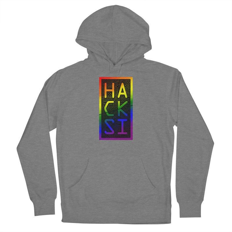 HackSI Pride Men's Pullover Hoody by The HackSI Shop