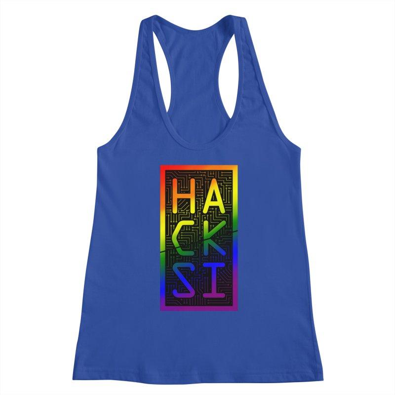 HackSI Pride Women's Tank by The HackSI Shop