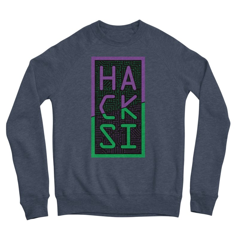 HackSI 2018 Logo Men's Sweatshirt by The HackSI Shop