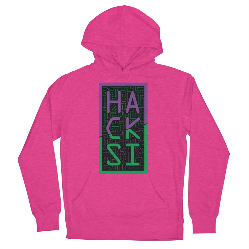 HackSI 2018 Logo Men's French Terry Pullover Hoody by The HackSI Shop