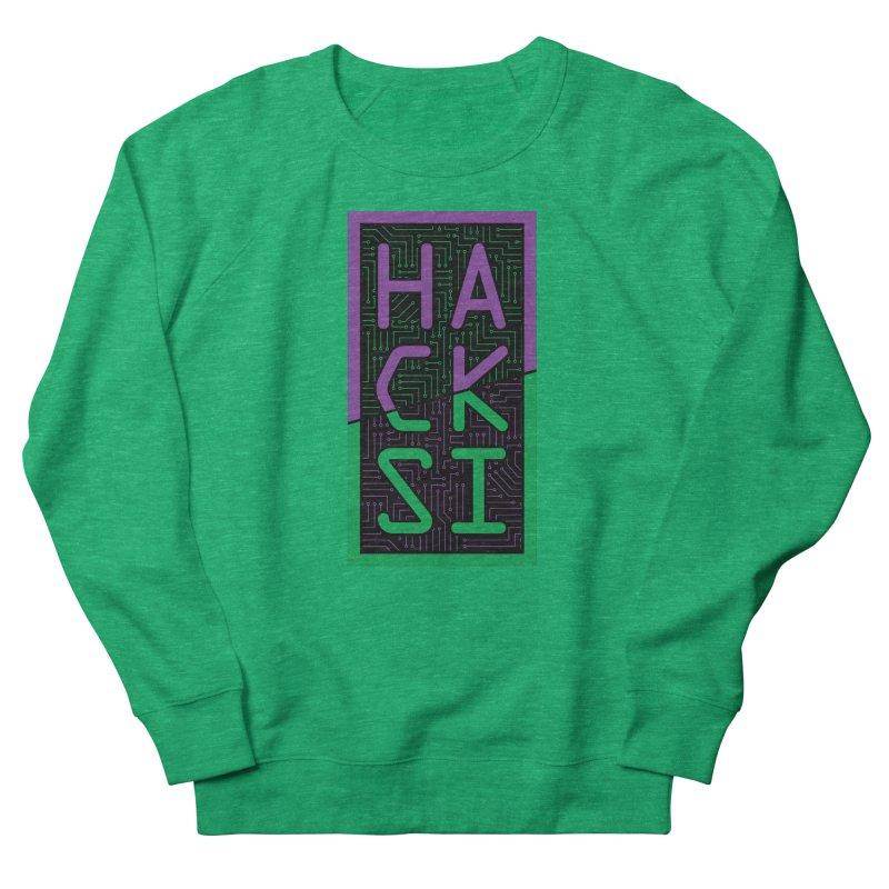 HackSI 2018 Logo Women's French Terry Sweatshirt by The HackSI Shop