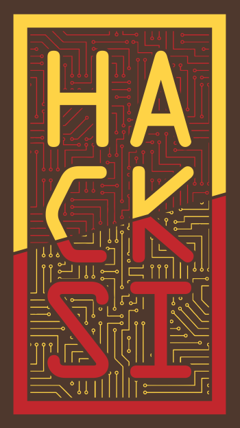 The HackSI Shop Logo