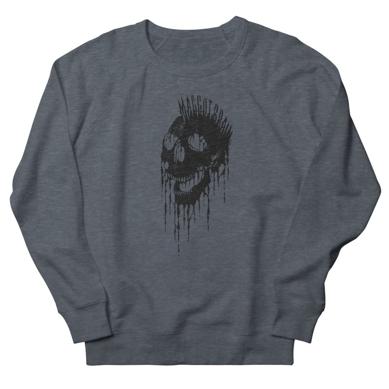 Maggot Brain Men's Sweatshirt by The Daily Pick