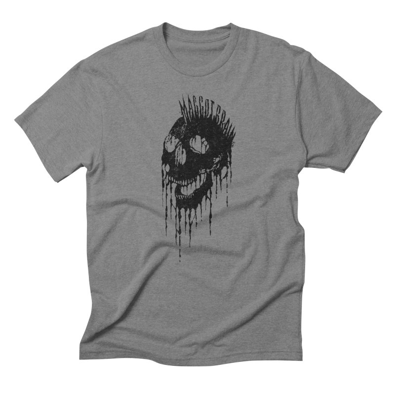 Maggot Brain Men's T-Shirt by The Daily Pick
