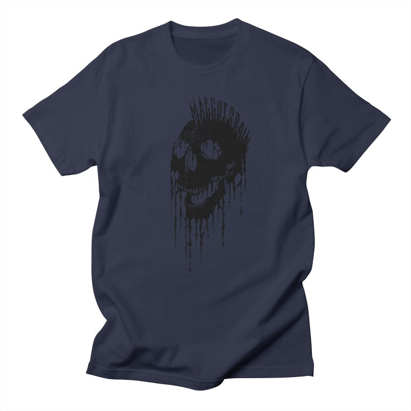 Maggot Brain Men's Regular T-Shirt by The Daily Pick