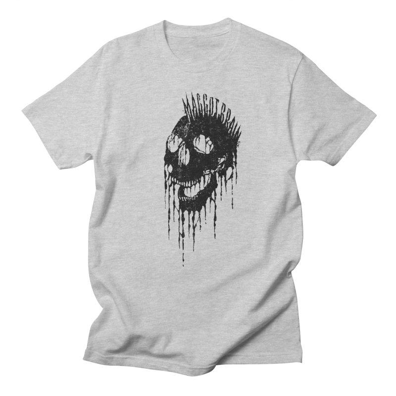 Maggot Brain Men's Regular T-Shirt by The Daily Pick