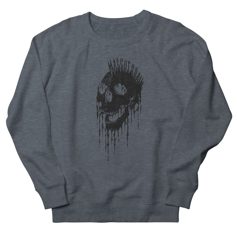 Maggot Brain Men's Sweatshirt by The Daily Pick