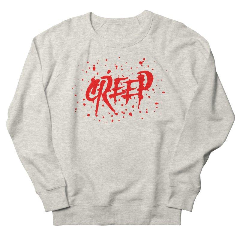 Creep Men's Sweatshirt by The Daily Pick