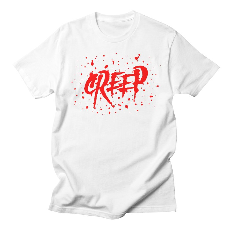 Creep Men's Regular T-Shirt by The Daily Pick