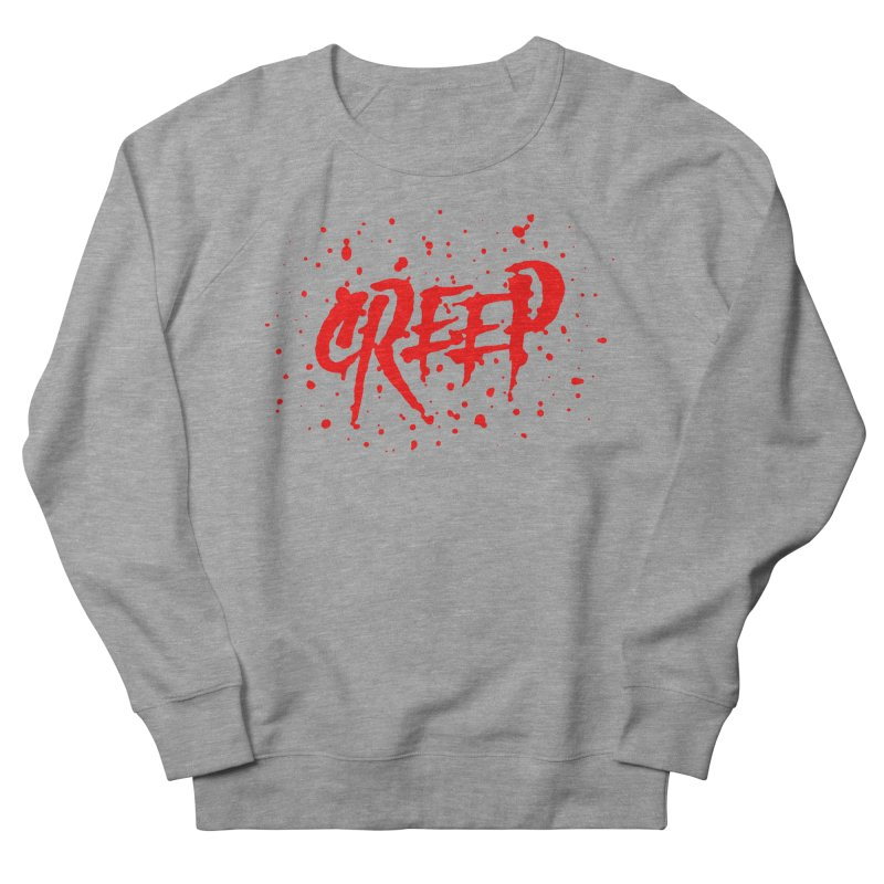 Creep Men's Sweatshirt by The Daily Pick