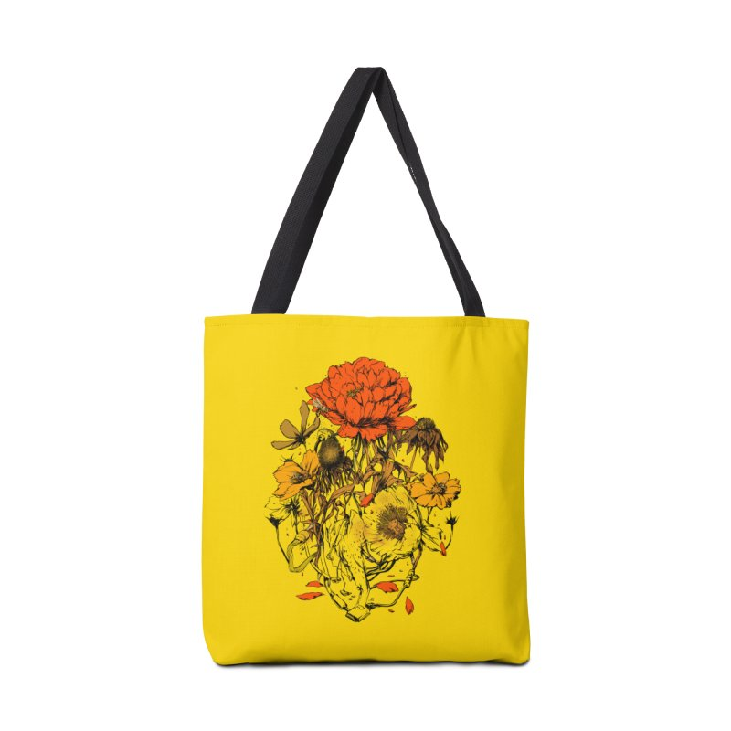 Herbal Network Accessories Tote Bag Bag by hafaell's Artist Shop