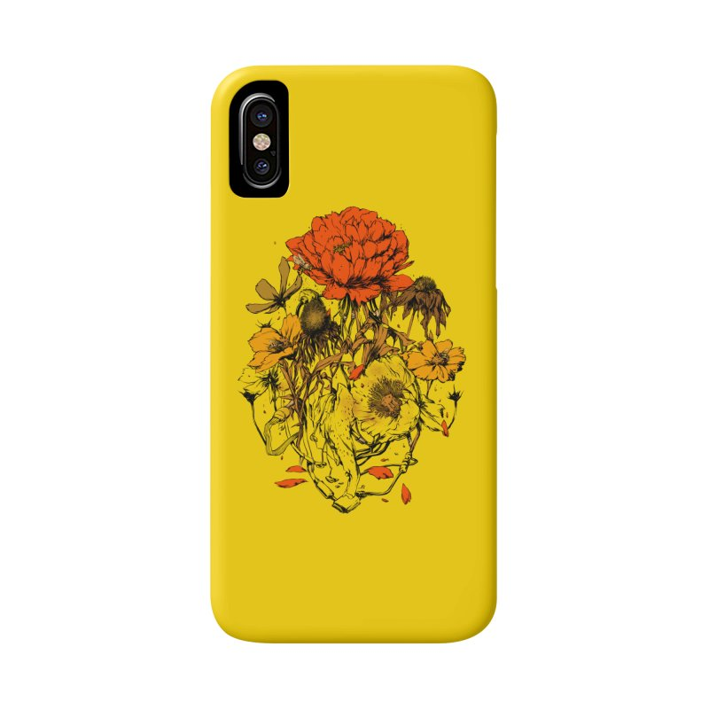Herbal Network Accessories Phone Case by hafaell's Artist Shop