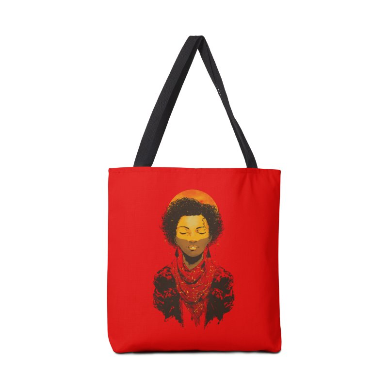 Solar Accessories Tote Bag Bag by hafaell's Artist Shop