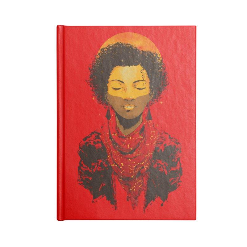 Solar Accessories Blank Journal Notebook by hafaell's Artist Shop