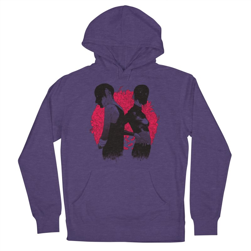 Human Nature Men's Pullover Hoody by hafaell's Artist Shop