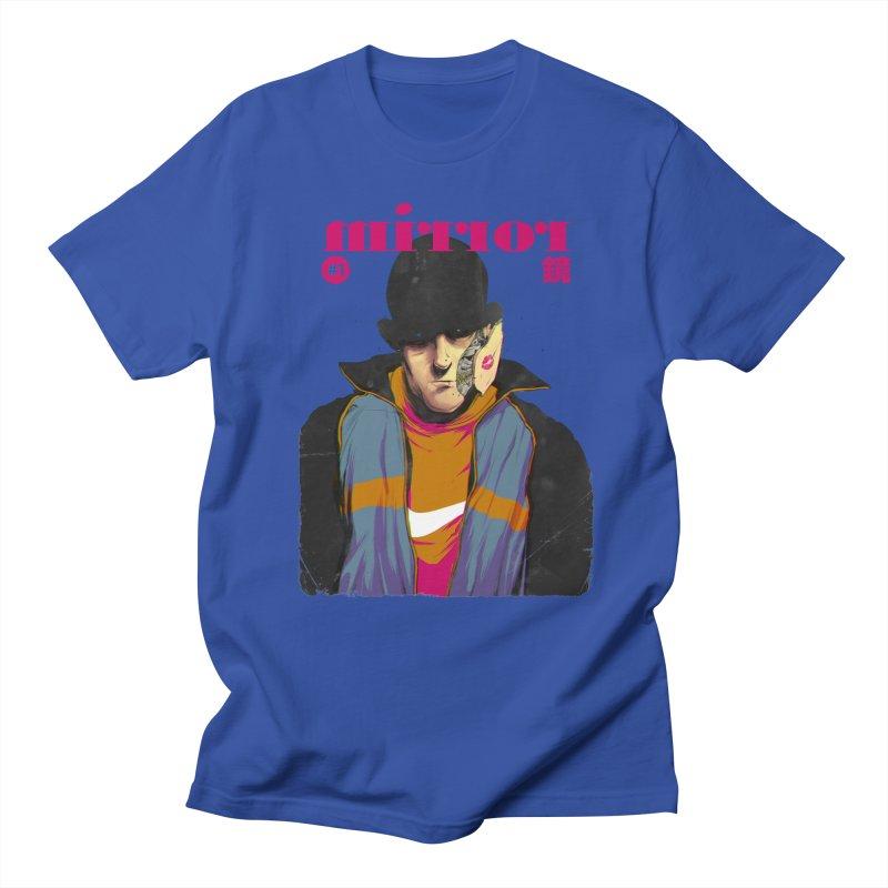 Mirror Issue 1 Women's Regular Unisex T-Shirt by hafaell's Artist Shop
