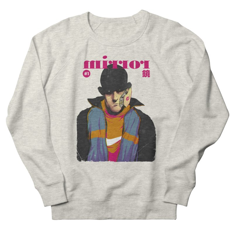 Mirror Issue 1 Men's Sweatshirt by hafaell's Artist Shop