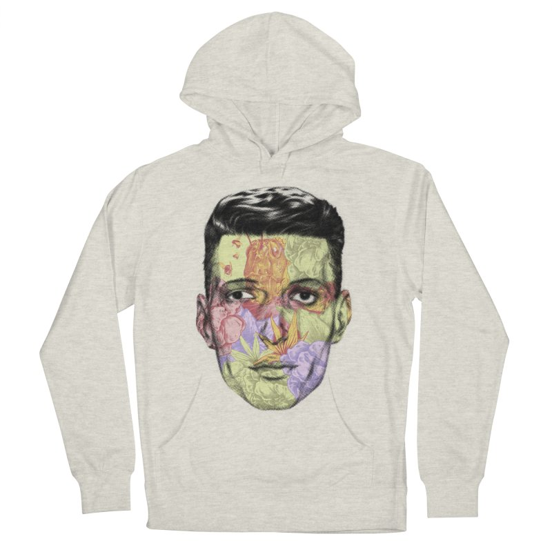 Mescalina Men's Pullover Hoody by hafaell's Artist Shop