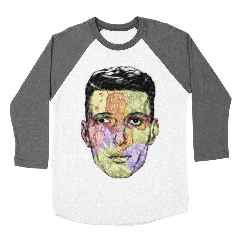 Mescalina Men's Baseball Triblend T-Shirt by hafaell's Artist Shop