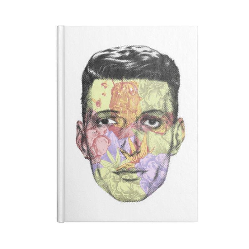 Mescalina Accessories Blank Journal Notebook by hafaell's Artist Shop