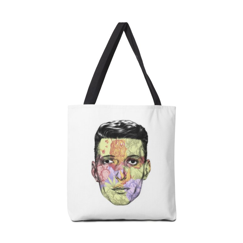 Mescalina Accessories Tote Bag Bag by hafaell's Artist Shop