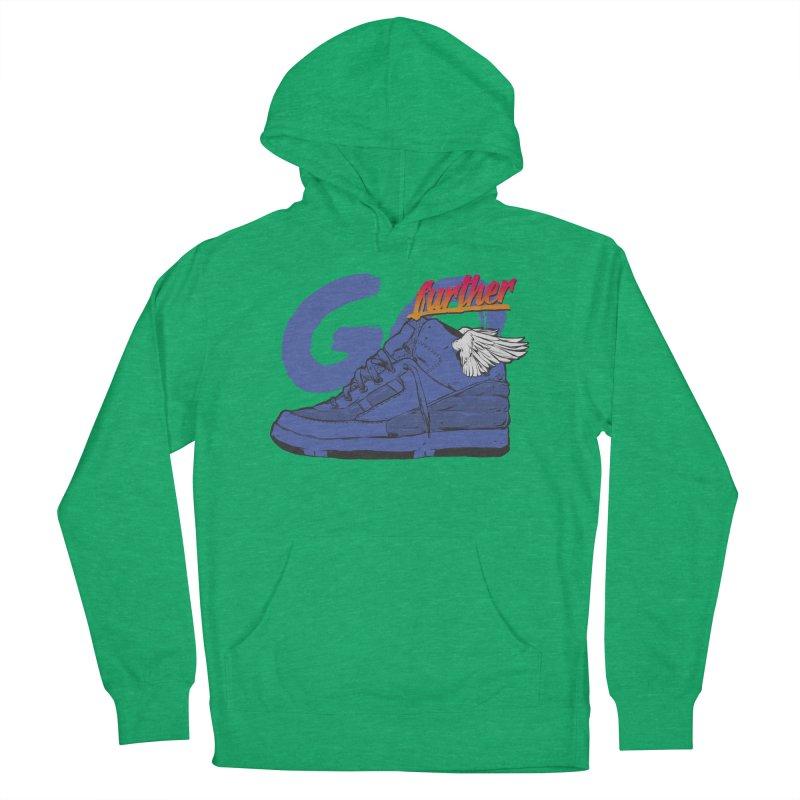Sneaker Men's Pullover Hoody by hafaell's Artist Shop