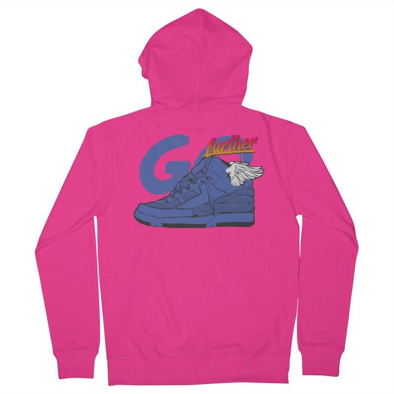 Sneaker Men's Zip-Up Hoody by hafaell's Artist Shop