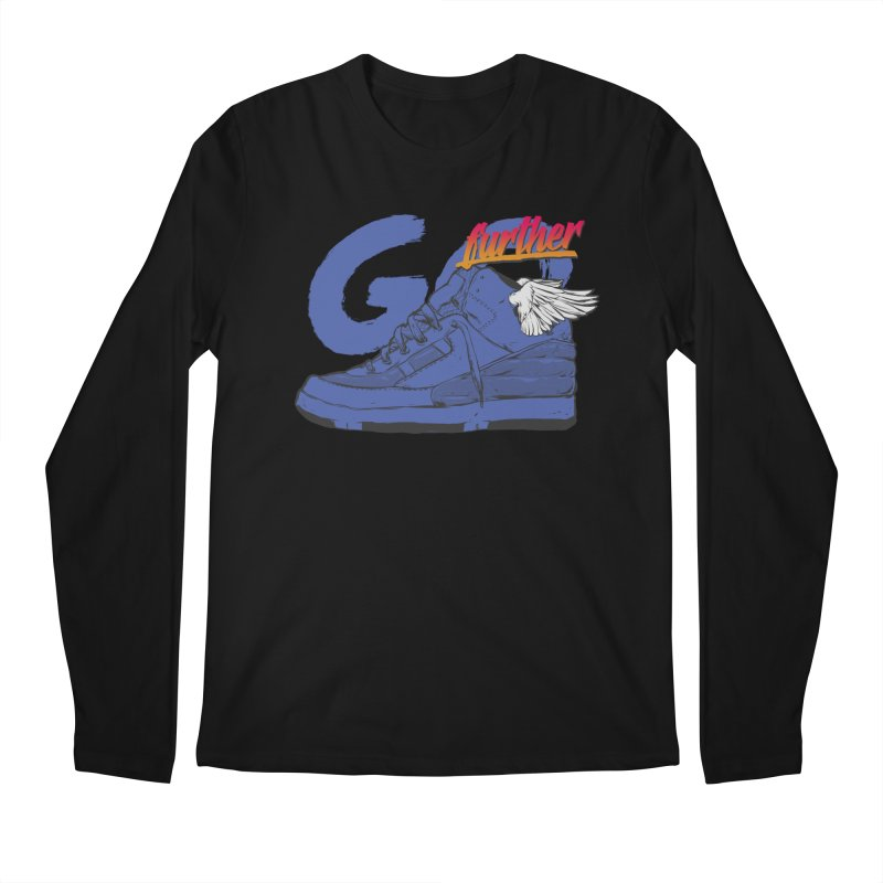Sneaker Men's Regular Longsleeve T-Shirt by hafaell's Artist Shop