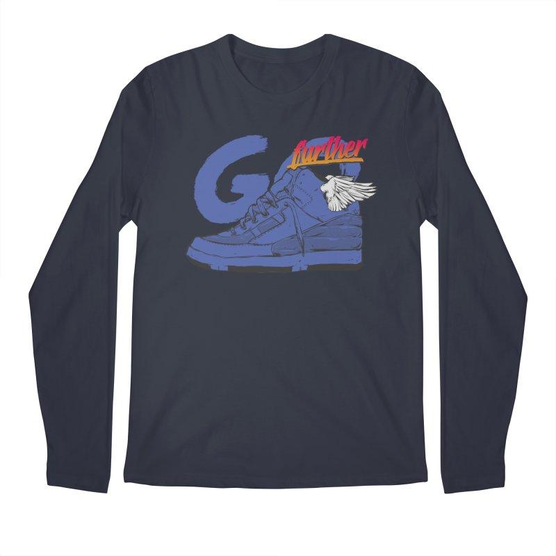 Sneaker Men's Longsleeve T-Shirt by hafaell's Artist Shop
