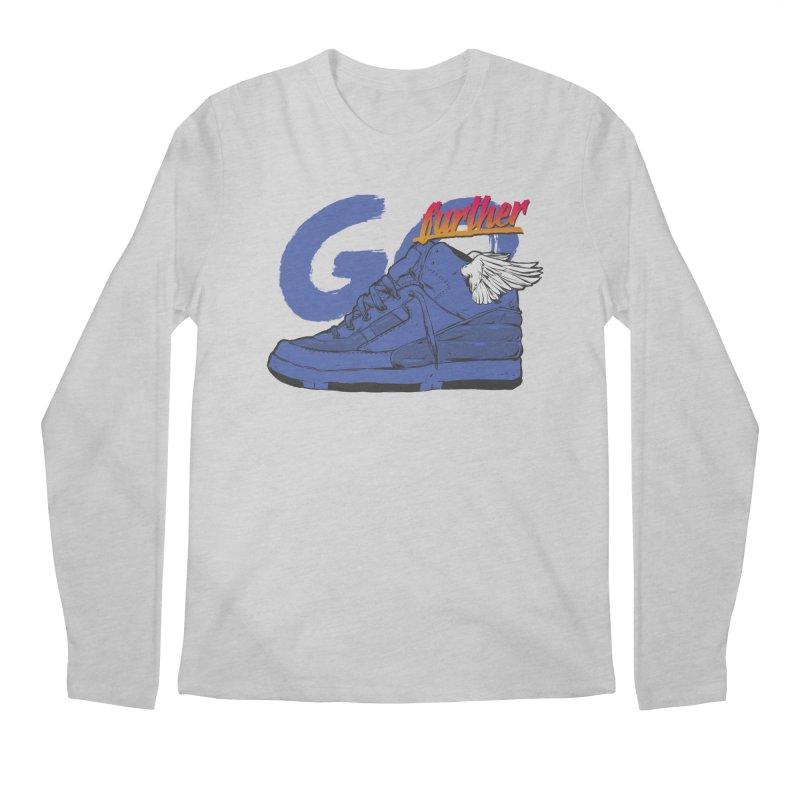 Sneaker Men's Regular Longsleeve T-Shirt by hafaell's Artist Shop