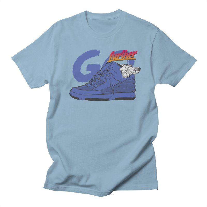 Sneaker Men's Regular T-Shirt by hafaell's Artist Shop