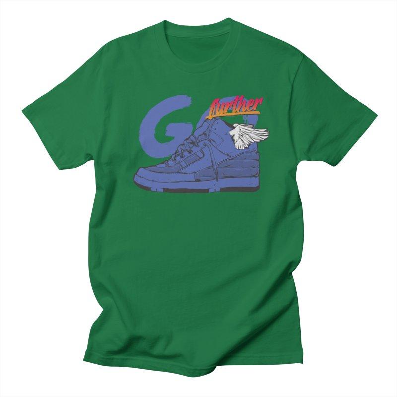 Sneaker Men's Regular T-Shirt by hafaell's Artist Shop